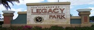 holiday homes on Legacy Park only minutes from Disney
