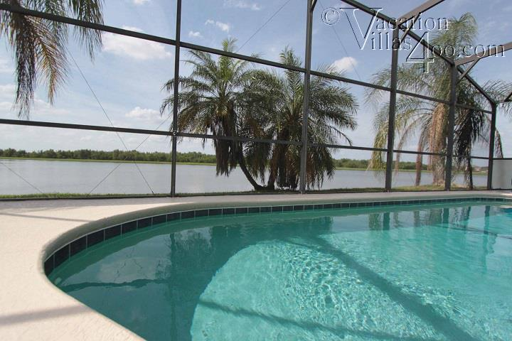 Florida holiday homes from 4 - 6 bedrooms